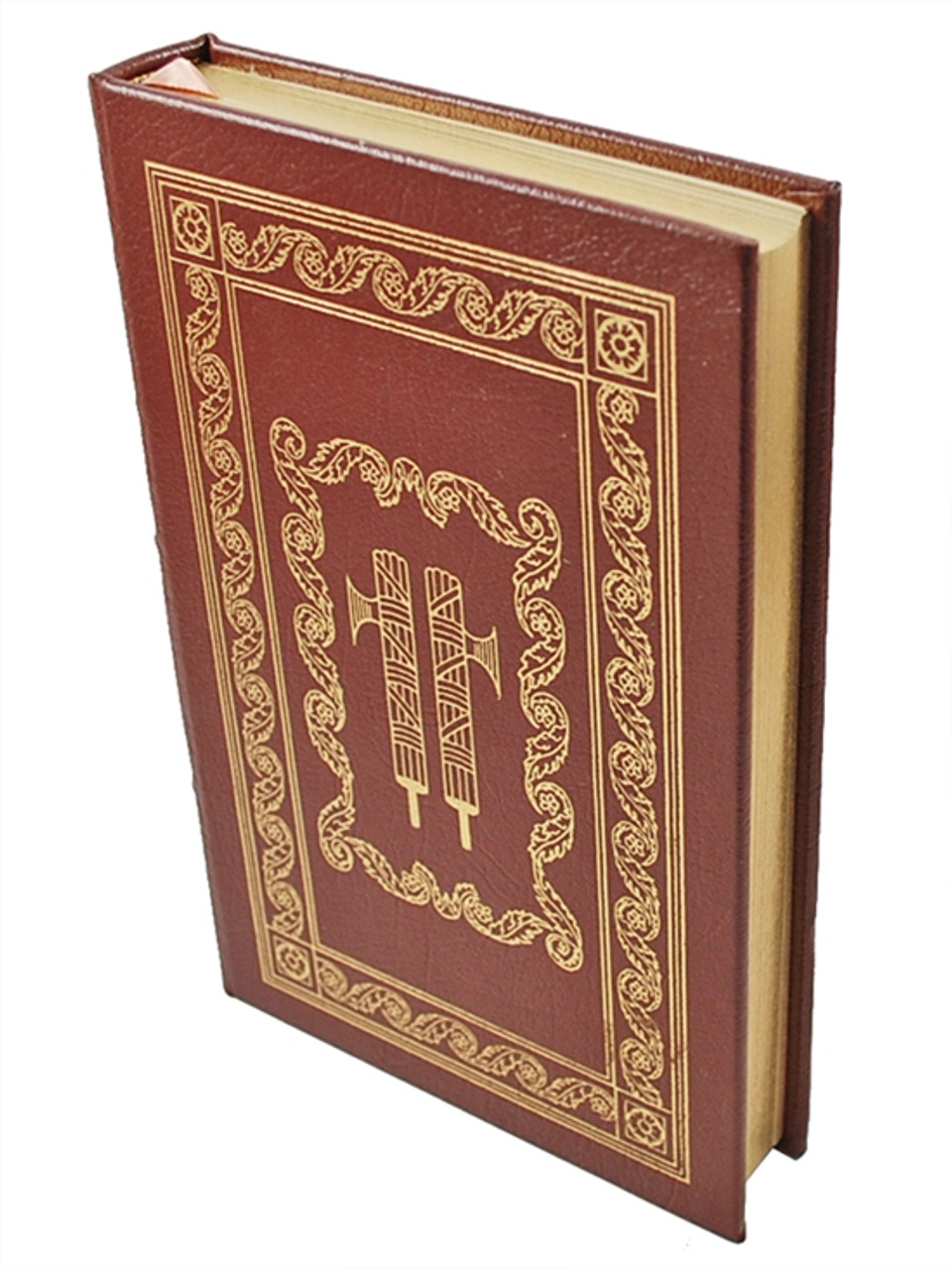 "Easton Press ""The Civil War"" Julius Caesar, Limited Collector's Edition [Very Fine]"