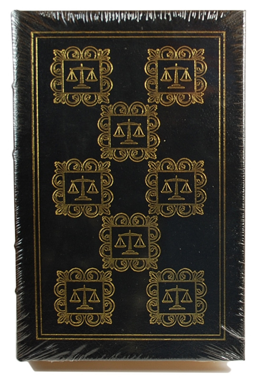 "Easton Press, Sandra Day O'Connor ""The Majesty of the Law"" Signed Limited Edition"