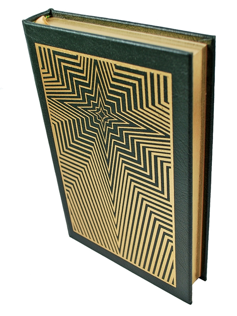 "Easton Press, Joe Haldeman ""Old Twentieth"" Signed First Edition #438 of only 900, Leather Bound Collector's Edition w/COA [Very Fine]"