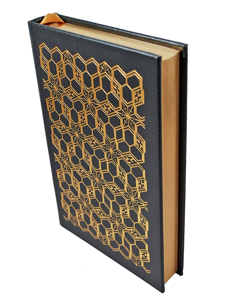 Easton Press Michael Z. Williamson Contact with Chaos Signed First Edition Leather Bound Book