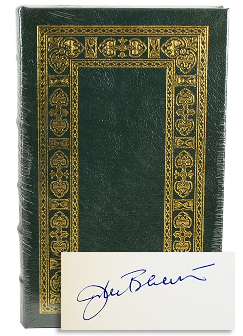 """Easton Press """"Midnight in the Garden of Good and Evil"""" John Berendt, Signed Limited Edition"""
