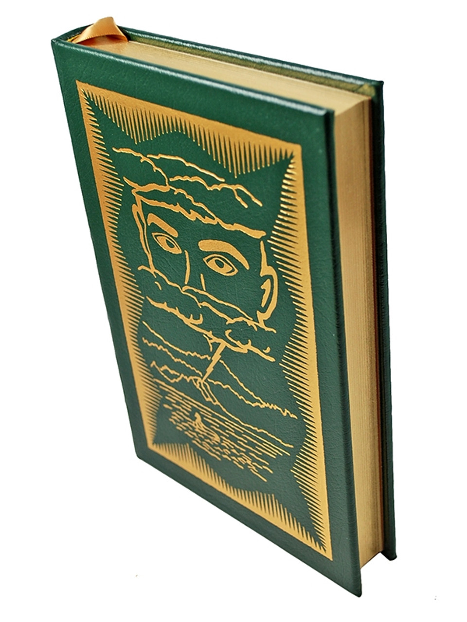 "Easton Press, Spider Robinson ""Very Hard Choices"" Signed First Edition, Leather Bound Collector's Edition [Very Fine]"