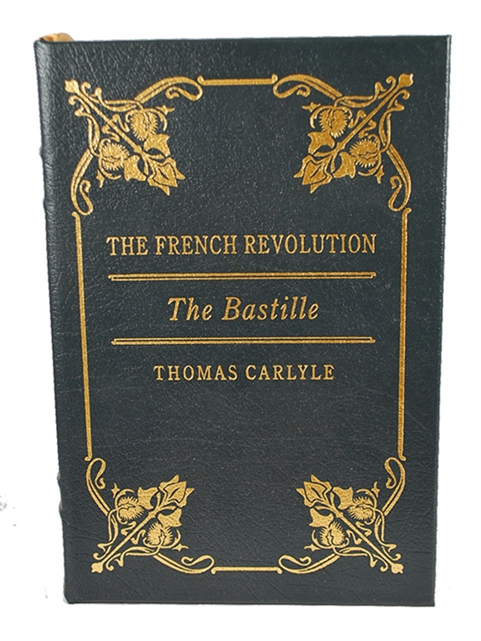 """Easton Press """"The French Revolution"""" Thomas Carlyle, Limited Collector's Edition, Complete Matching Set, 3 Vols (Very Fine)"""