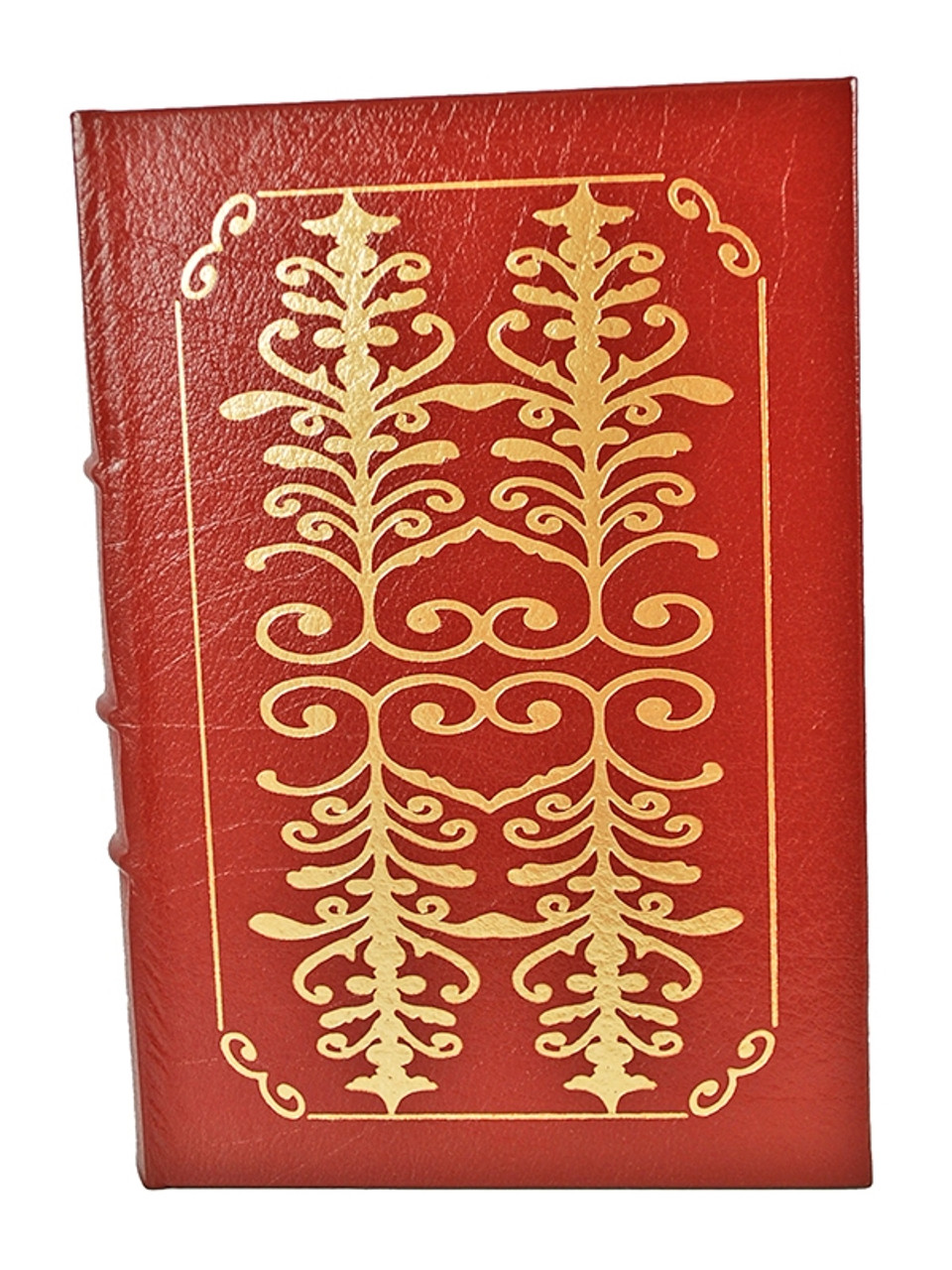 """Helen Keller """"The Story Of My Life"""" Leather Bound Collector's Edition [Very Fine]"""