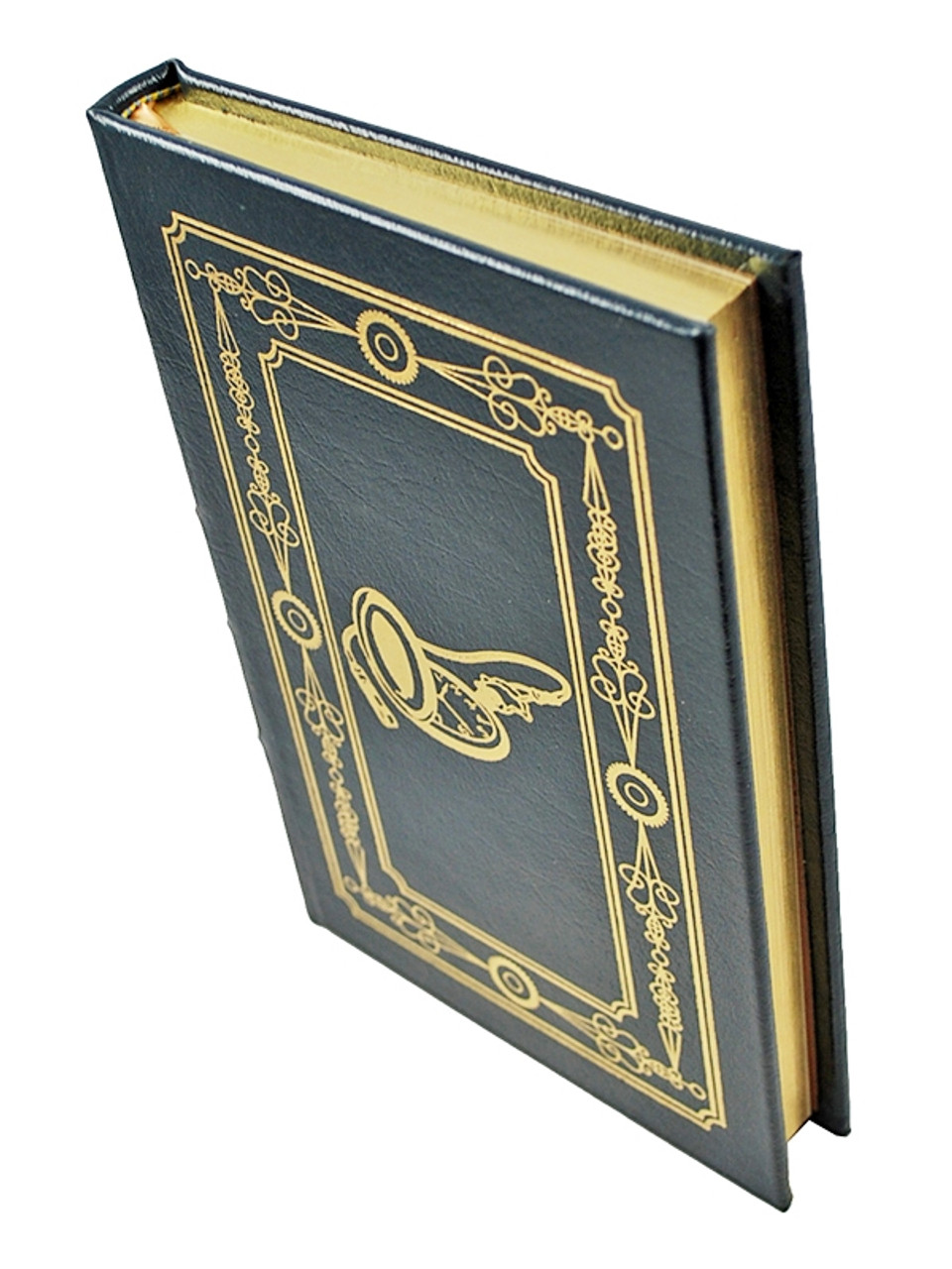 "Easton Press, Paul Harding ""Tinkers"" Signed Limited Edition, Leather Bound Collector's Edition w/COA"