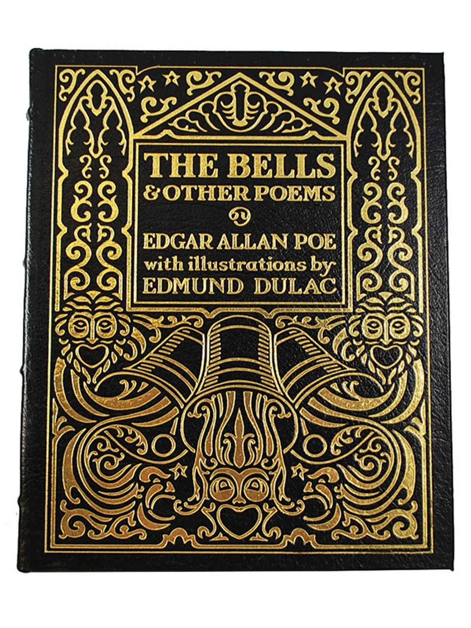 "Easton Press ""The Bells and other Poems"" Edgar Allan Poe, Leather Bound Collector's Edition [Very Fine]"