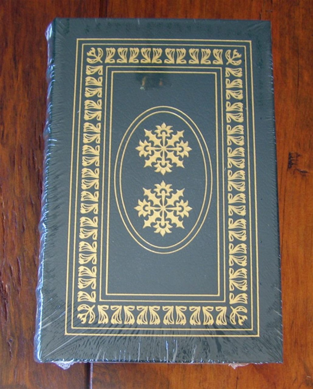 """Easton Press, Colleen McCullough """"The Thorn Birds"""" Signed Limited Edition, Sealed"""