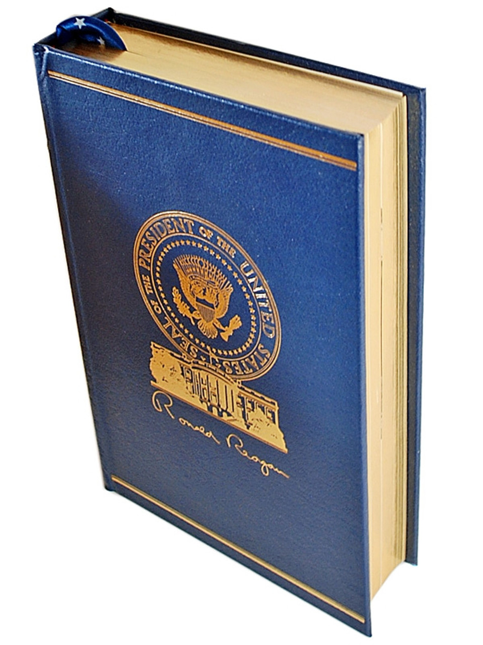 """Ronald Reagan """"An American Life"""" Signed Limited First Edition (Very Fine)"""