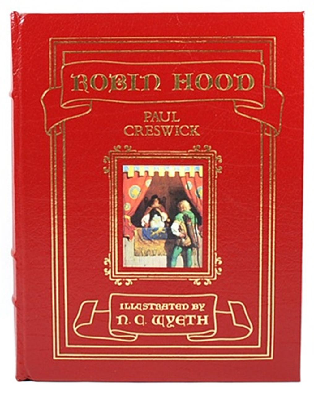 Robin Hood Easton Press Leather Bound