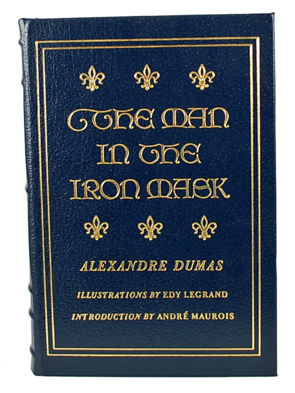 "Easton Press ""The Man in the Iron Mask"" Alexandre Dumas"
