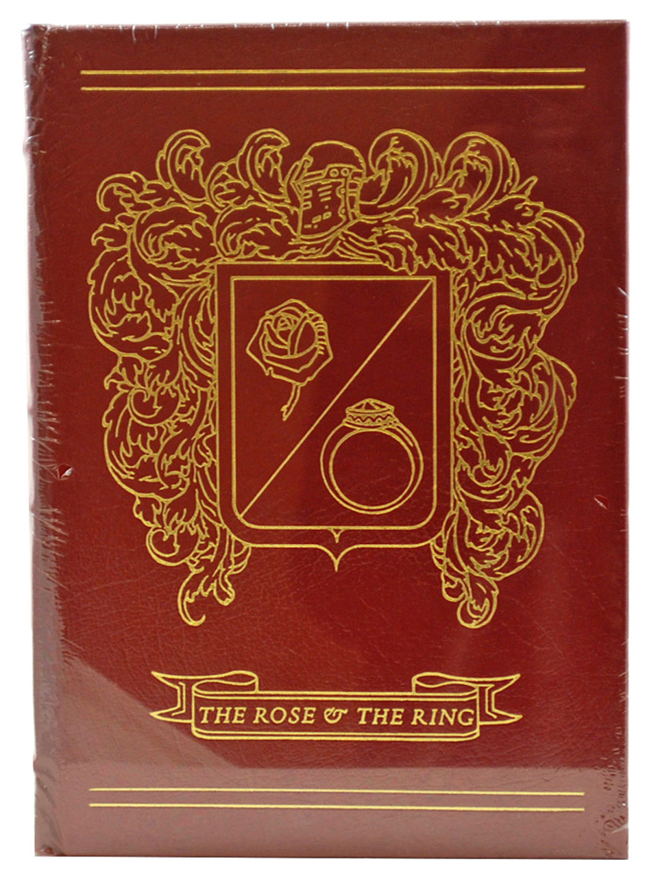"""Easton Press """"The Rose and the Ring"""" William Makepeace Thackeray, Leather Bound Collector's Edition [Sealed]"""