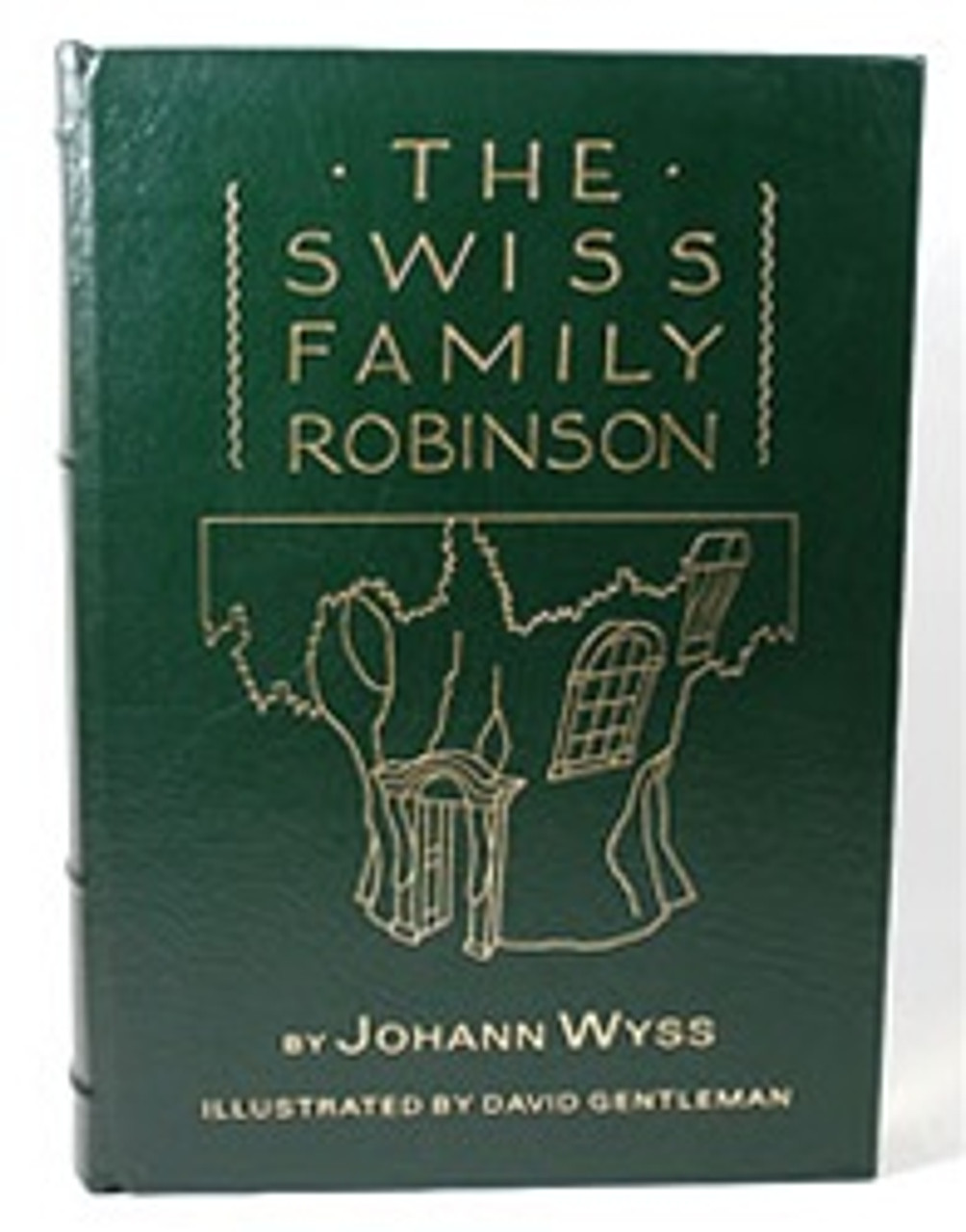 "Easton Press ""The Swiss Family Robinson"" Johann David Wyss"