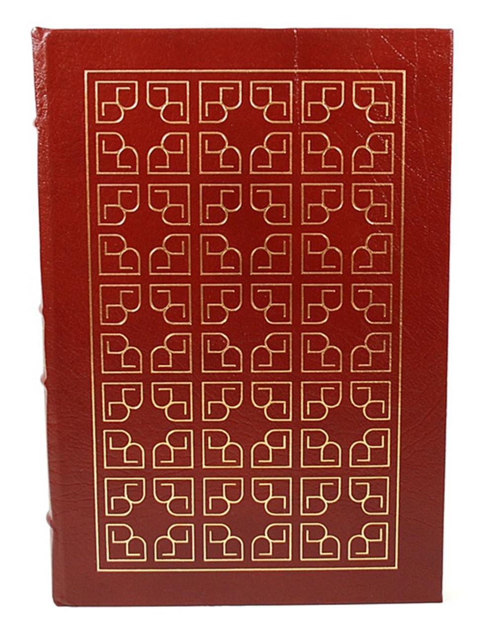 Easton Press 'Pudd'nhead Wilson' Mark Twain, Leather Bound Collector's Edition