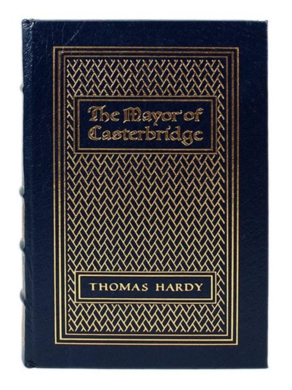 Easton Press 'The Mayor of Casterbridge' Thomas Hardy, Leather Bound