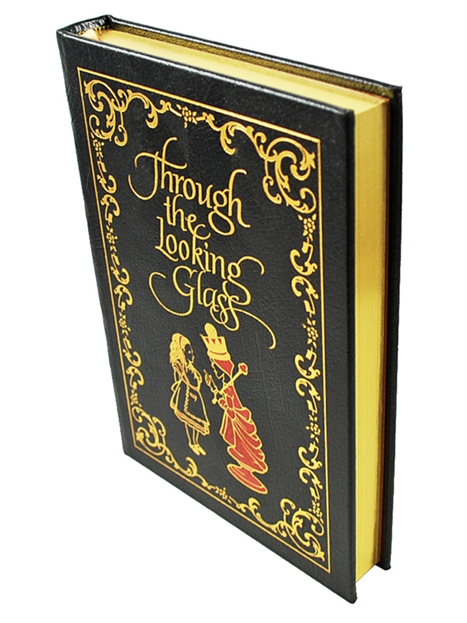 """Easton Press """"Through the Looking Glass and What Alice Found There"""" Lewis Carroll"""