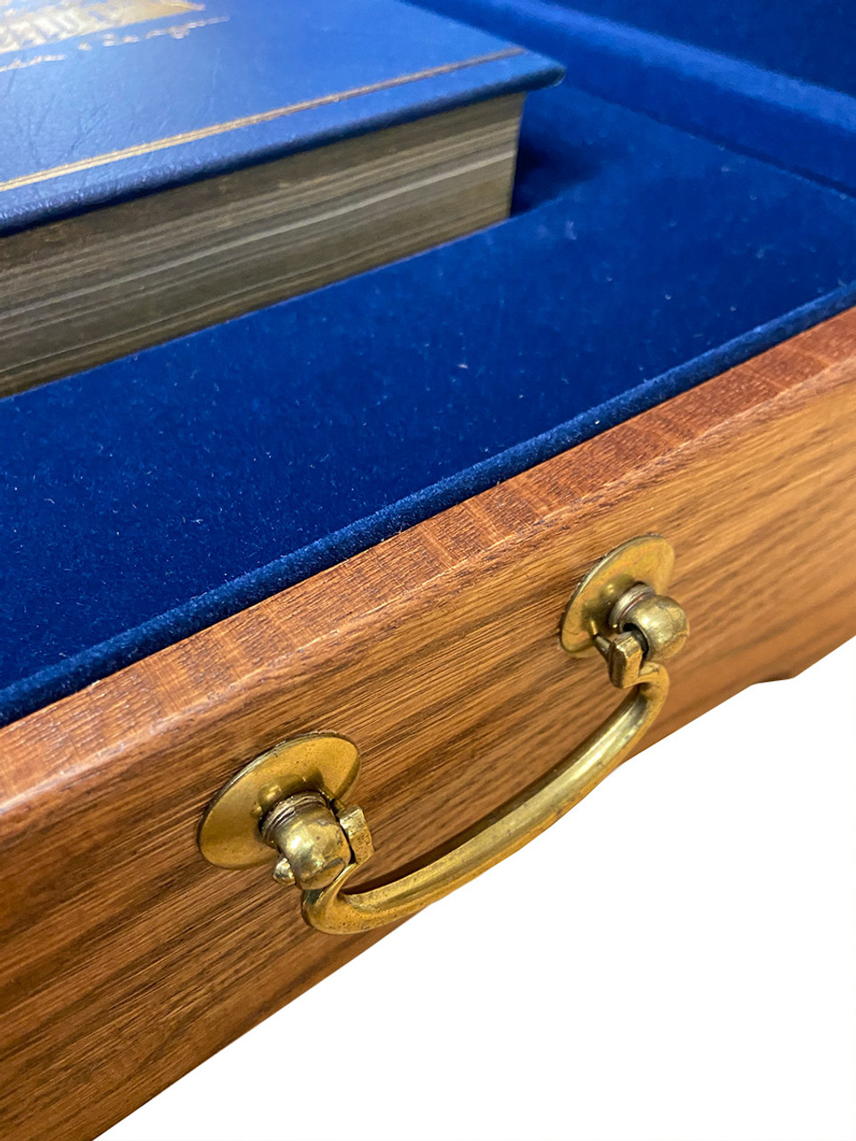 """Easton Press, Ronald Reagan """"An American Life"""" Deluxe Signed Limited First Edition No. 994 of 2,000 Oak Presentation Chest"""