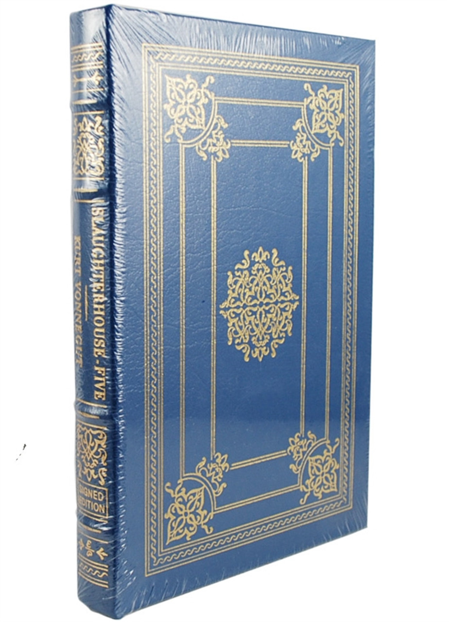 Easton Press Kurt Vonnegut Slaughterhouse Five Signed Limited