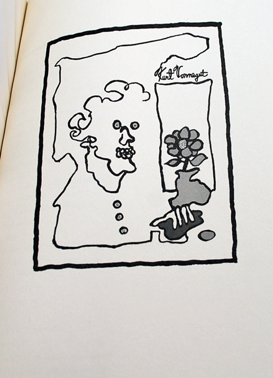 "Easton Press Vonnegut ""Look at the Birdie"" Easton Press leather bound"
