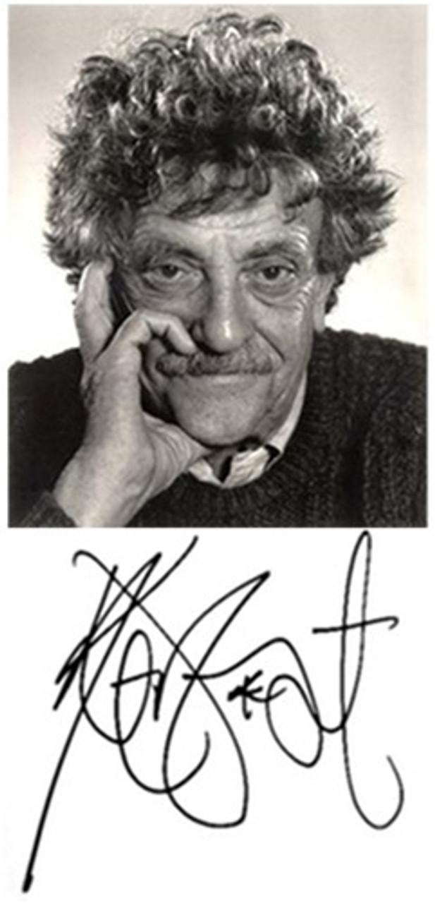 "Easton Press, Kurt Vonnegut ""Fates Worse Than Death"" Signed First Edition, Very Fine"