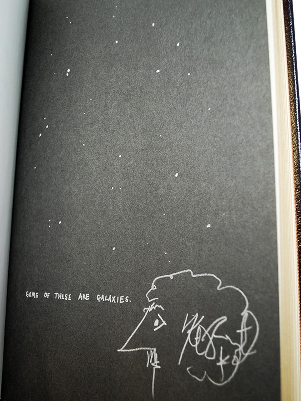"Easton Press, Kurt Vonnegut ""While Mortals Sleep"" Signed First Edition (Sealed)"