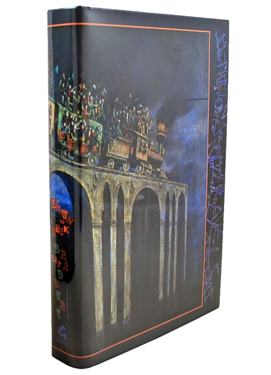 """Ray Bradbury """"Dawn To Dusk"""" Deluxe Signed Lettered Edition, """"E"""" in tray-case [Very Fine]"""