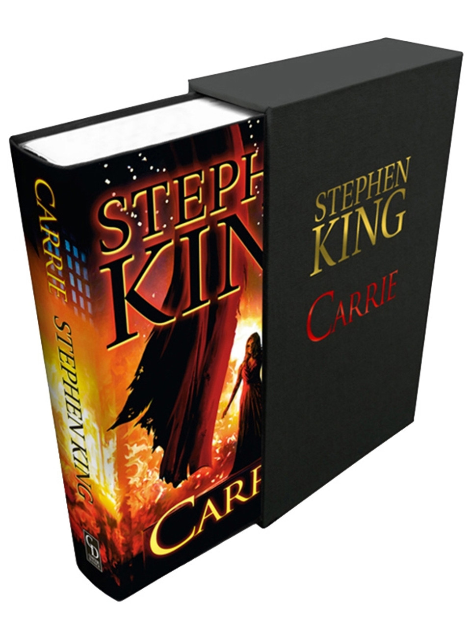 """Stephen King """"Carrie"""" Deluxe Limited Gift Edition, Slipcased [Sealed]"""