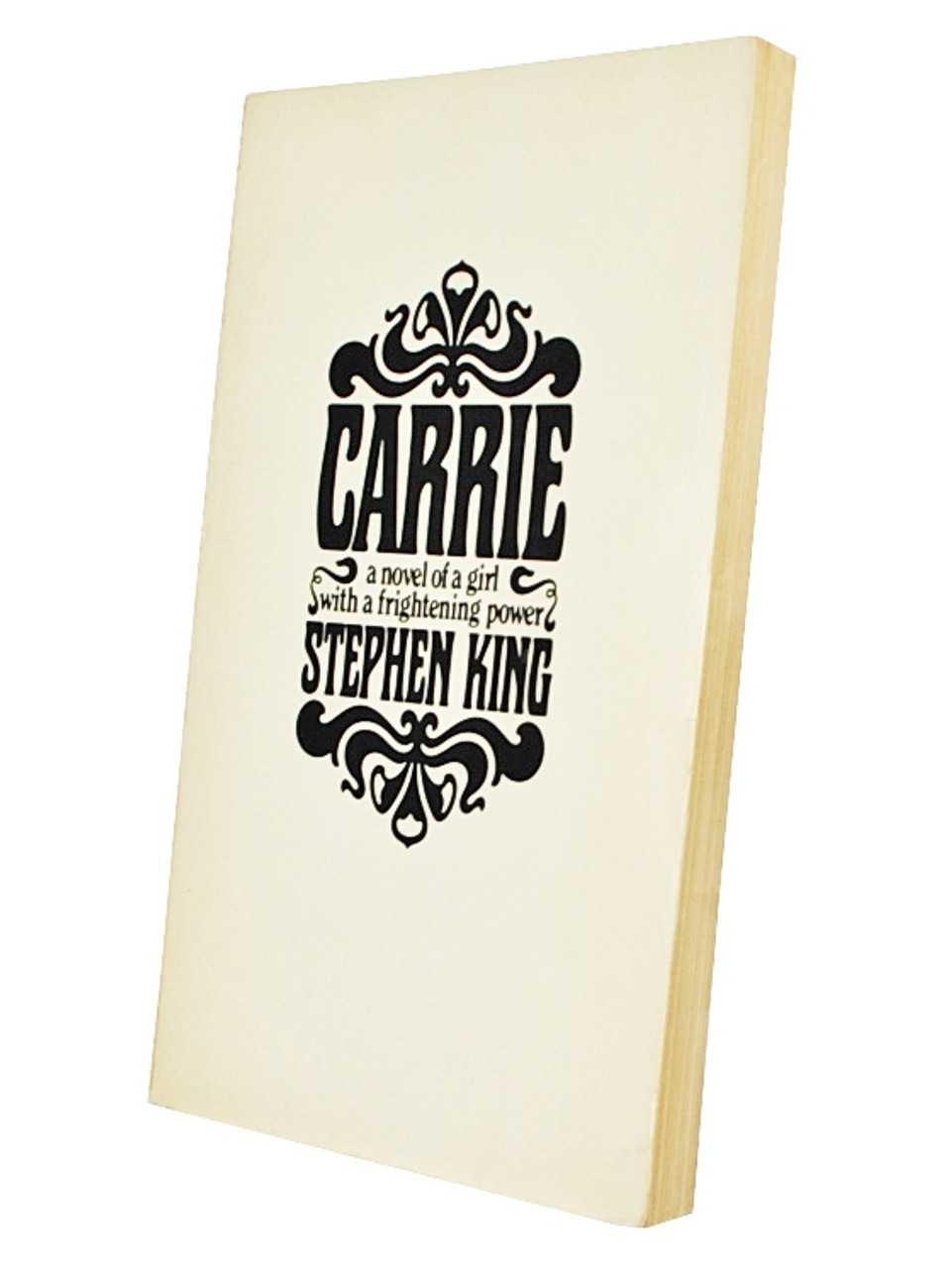 """Doubleday 1974, Stephen King """"Carrie"""" US Proof, Softcover (Near Fine)"""