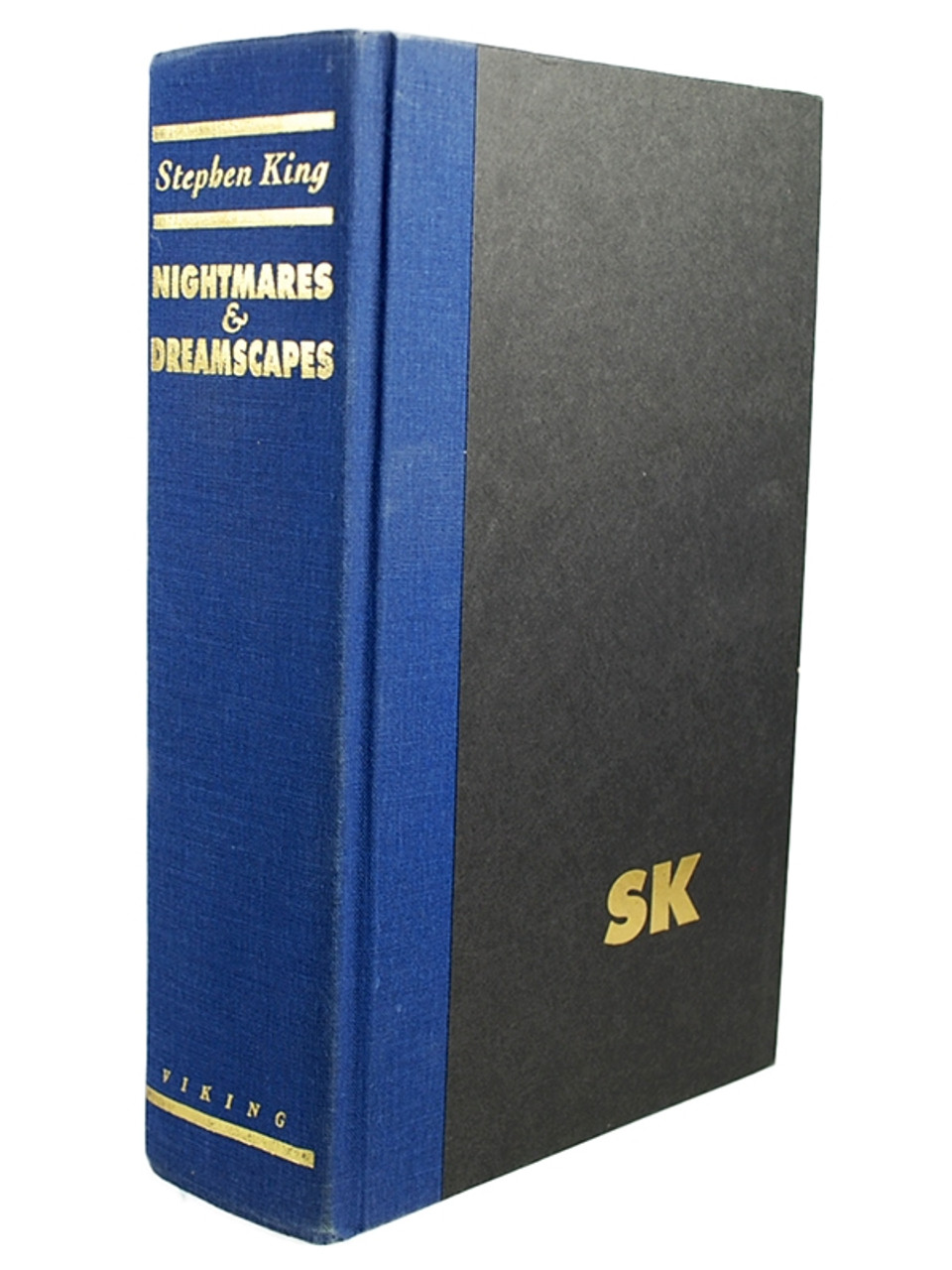"""Stephen King """"Nightmares & Dreamscapes"""" Signed First Edition, First Printing [Fine/Fine]"""