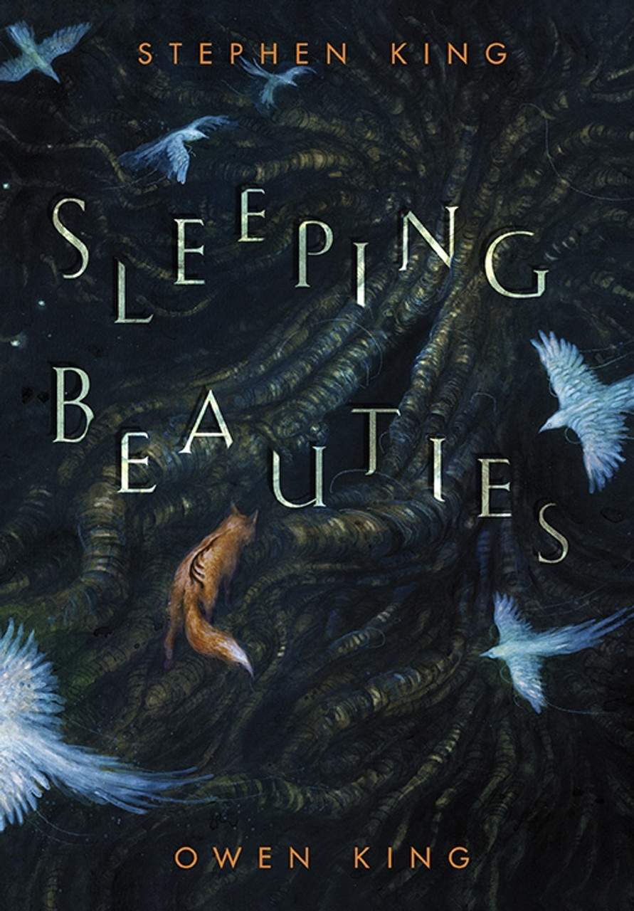 """Stephen King, Owen King """"Sleeping Beauties"""" Deluxe Limited Gift Edition of only 1,750 Illustrated [Sealed]"""