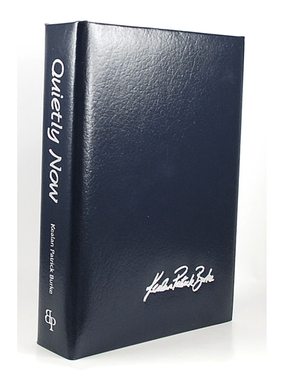 Quietly Now Stephen King Lettered Signed