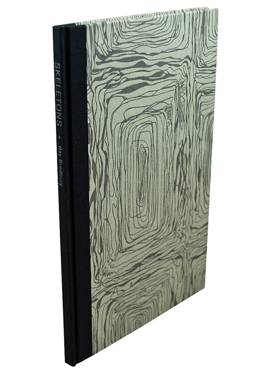 """Ray Bradbury """"Skeletons"""" Deluxe Signed Lettered Edition, """"L"""" in tray-case [Very Fine]"""