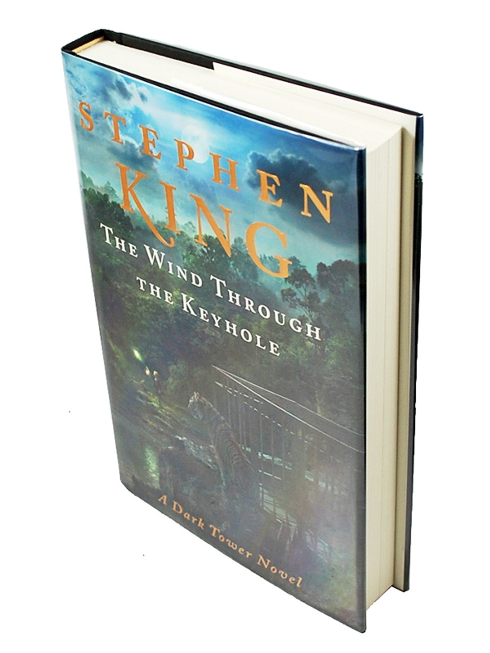 """Stephen King """"The Wind Through The Keyhole"""" Signed First Edition Slipcased"""