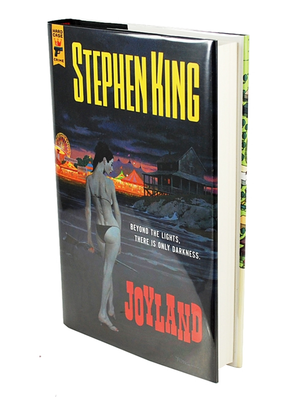 """Stephen King """"Joyland"""" Signed Limited First Edition #380 of only 724"""