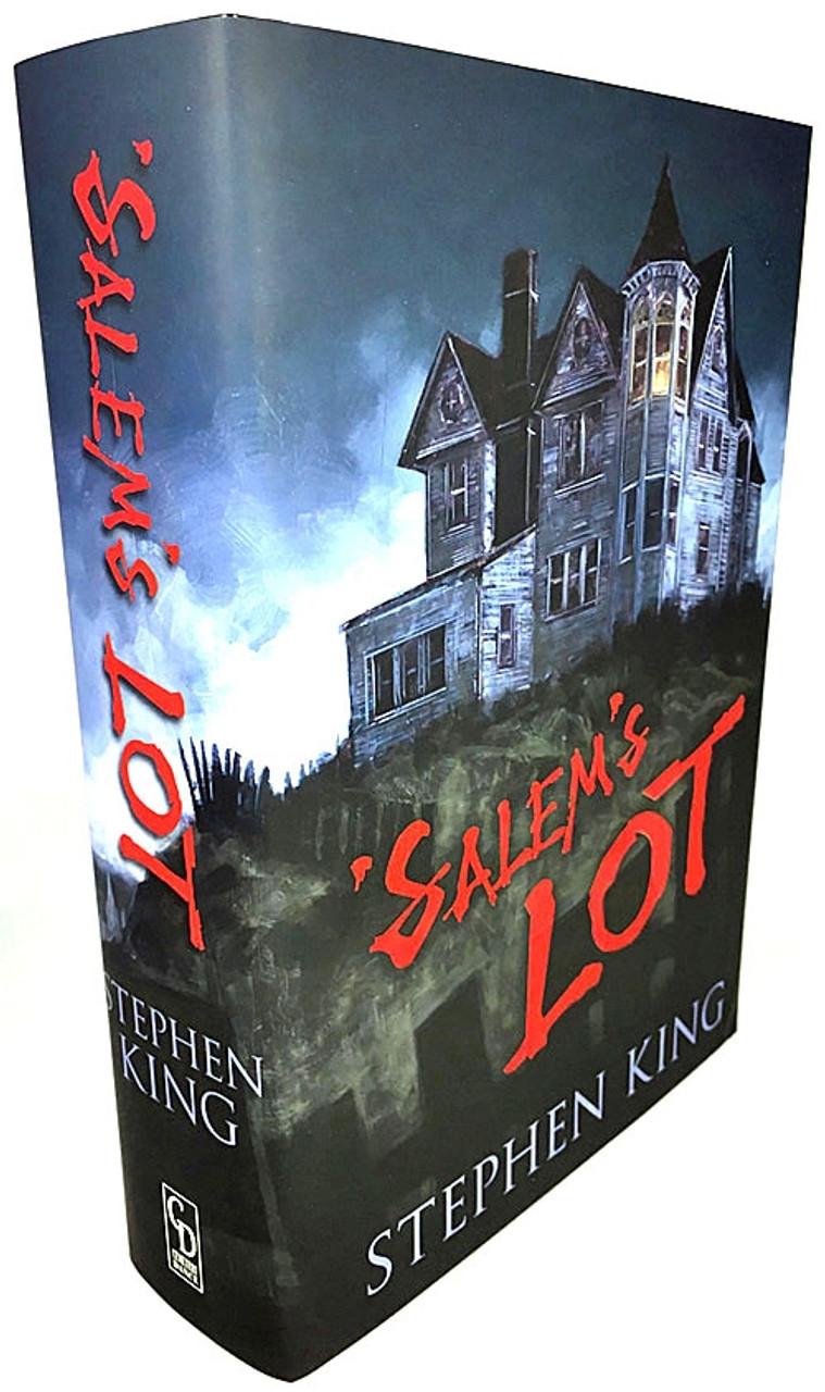 "Stephen King ""Salem's Lot"" Deluxe Limited Gift Edition, Slipcased [Sealed]"
