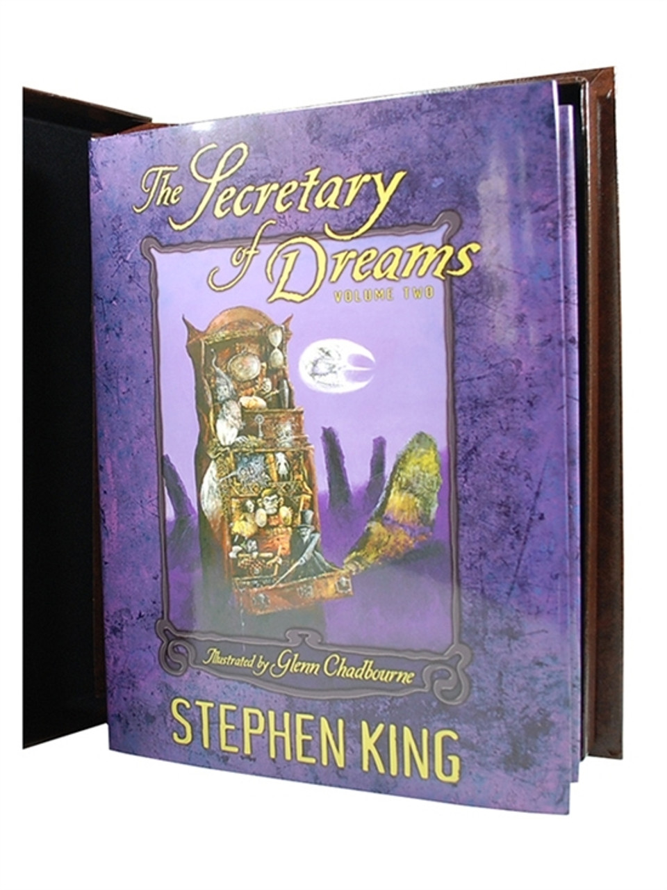 """Stephen King """"Secretary of Dreams"""" Volume 2 Signed Limited First Edition"""