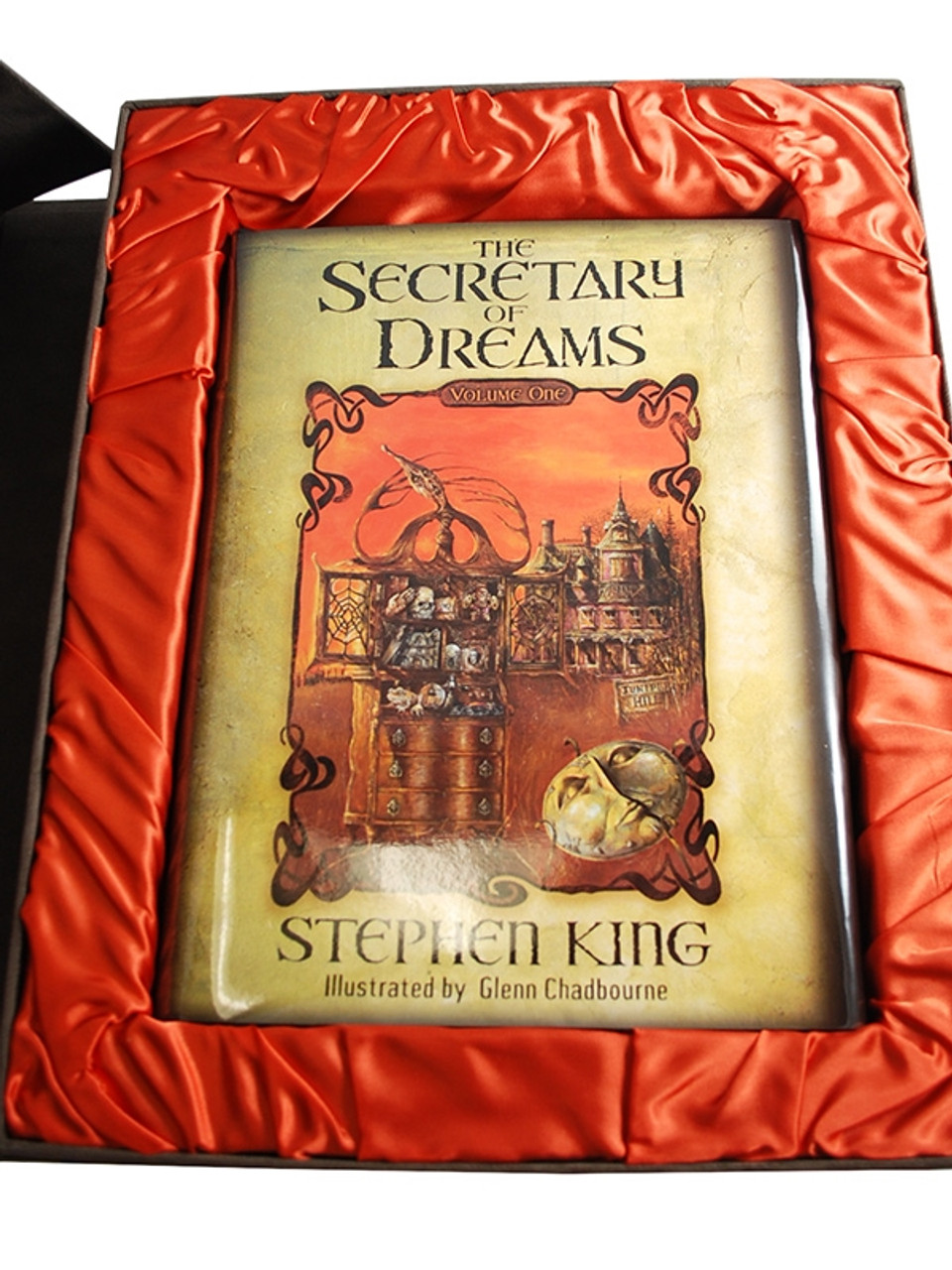 """Stephen King """"Secretary of Dreams"""" Vol. 1, Signed Lettered Edition of only 52 copies in Deluxe Traycase"""