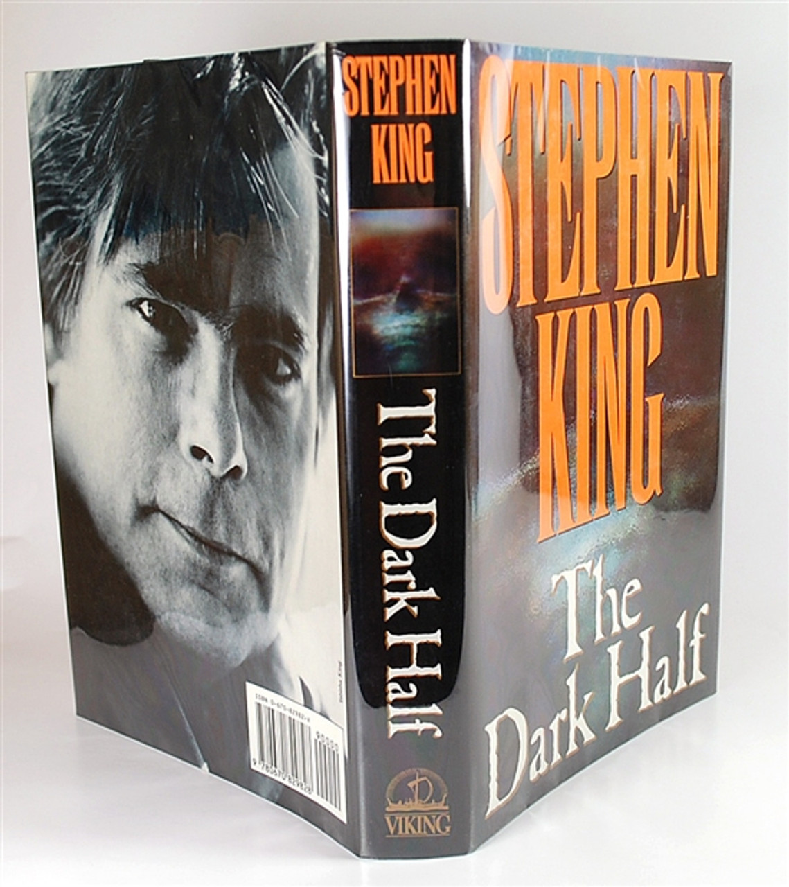 Stephen King The Dark Half Signed Inscribed First Edition First Printing