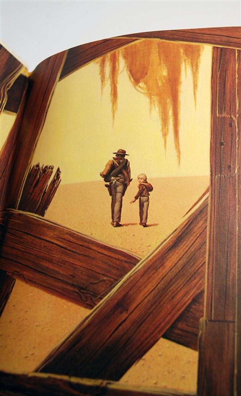 """Stephen King, """"Dark Tower: The Gunslinger"""" Signed Lettered Edition """"AF"""""""