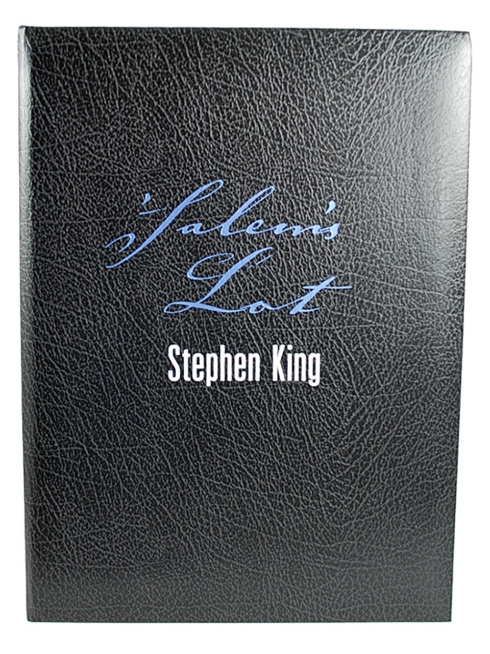"""Stephen King """"Salem's Lot"""" Deluxe Limited Signed Edition, Traycased"""