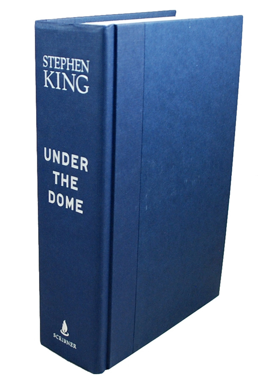 """Stephen King, """"Under the Dome"""" Signed First Edition, dj/HC Fine/Fine"""