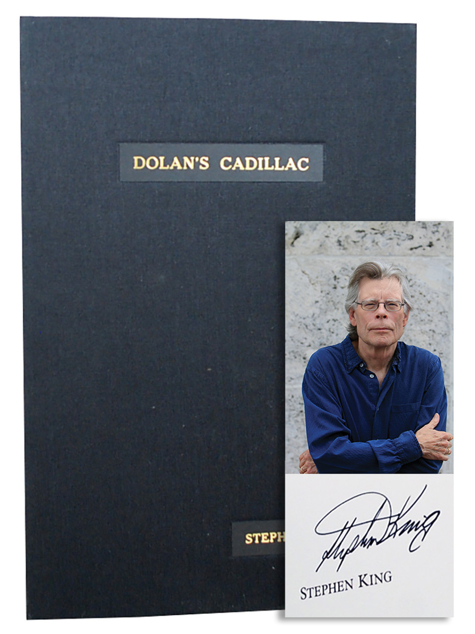 """Stephen King """"Dolan's Cadillac"""" Signed First Edition, Deluxe Limited Edition No. 246 of 250, Custom Presentation Box"""