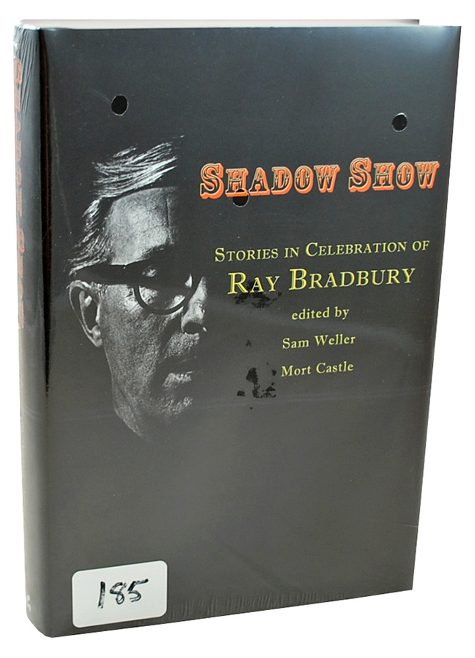"""Ray Bradbury """"Shadow Show"""" Signed Limited Edition, 185 of 500, sealed in slipcase [Very Fine]"""