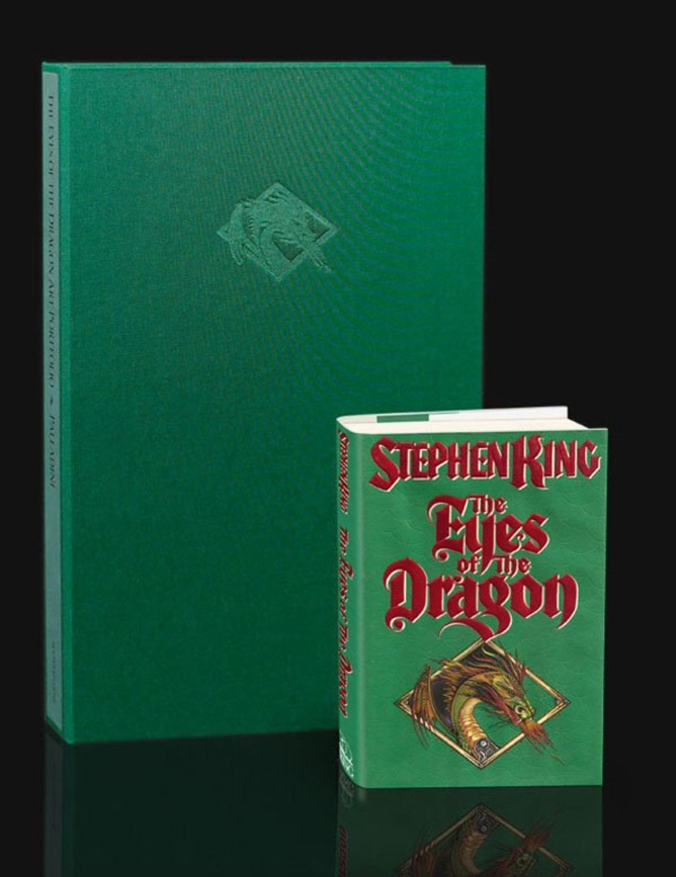 """David Palladini, Stephen King """"The Eyes of the Dragon"""" Artwork Portfolio Signed Limited Edition of only 300"""