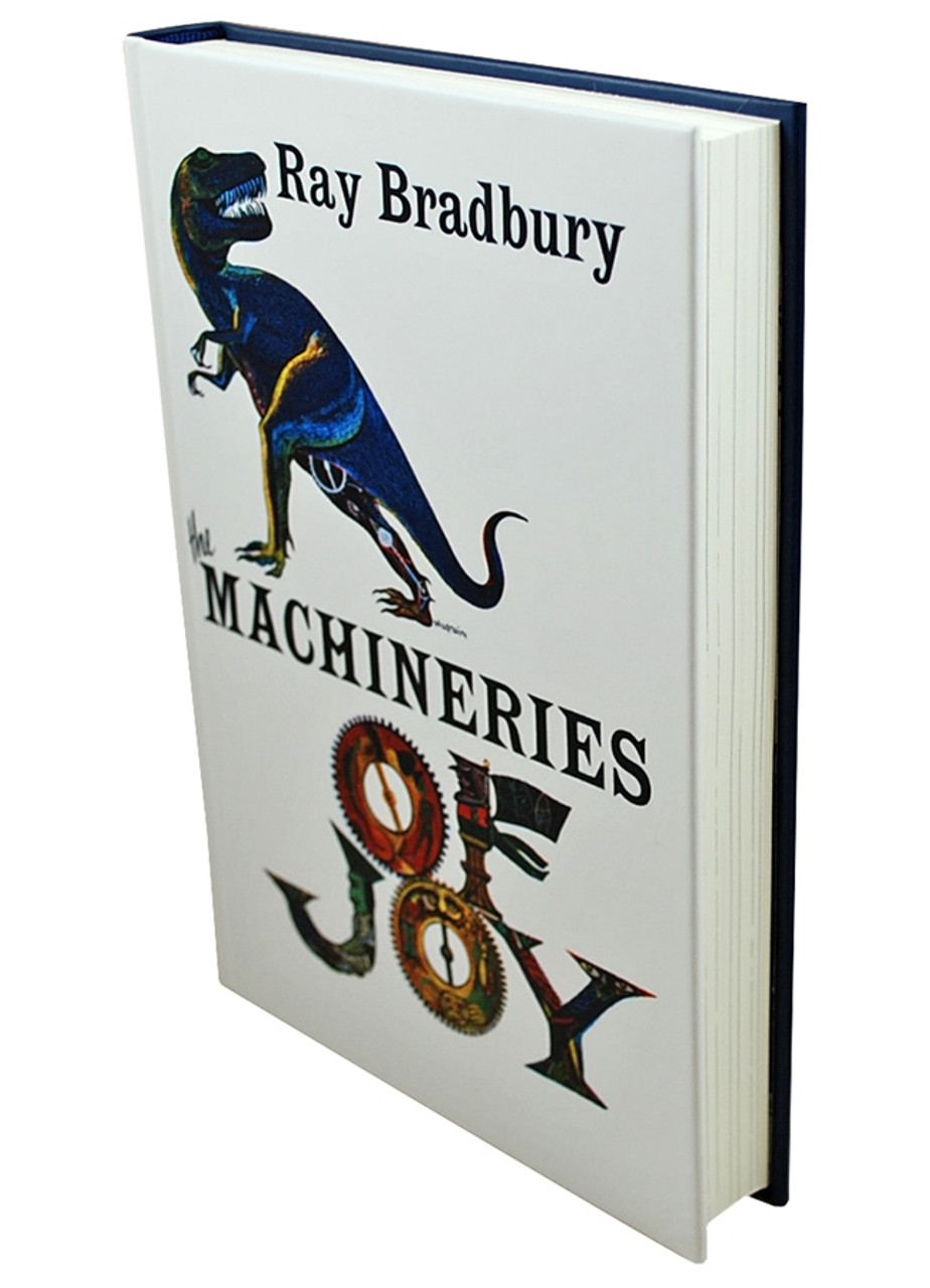 """Ray Bradbury """"Machineries of Joy"""" Signed Limited Edition, 95 of 100, in tray-case [Very Fine]"""