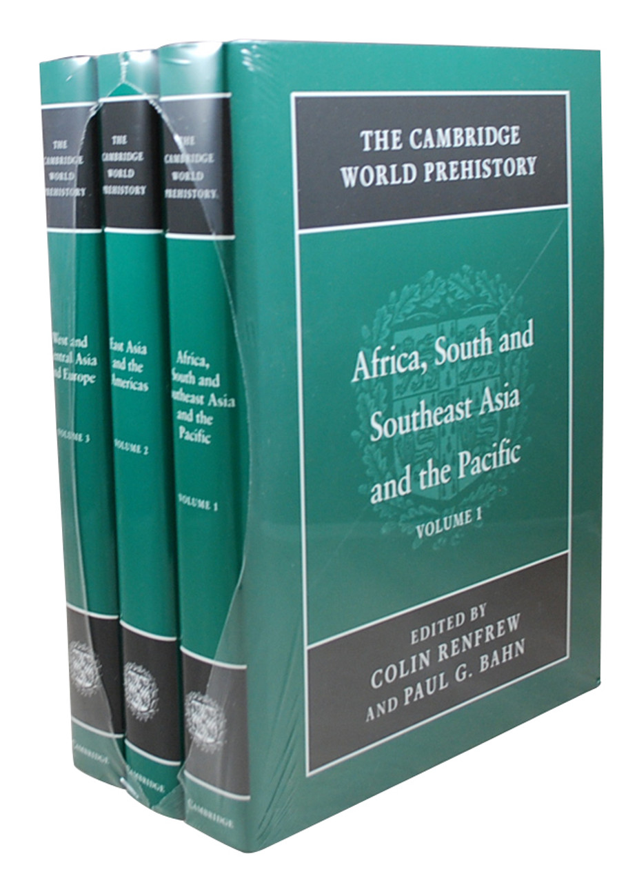 Collection of three volumes, front cover