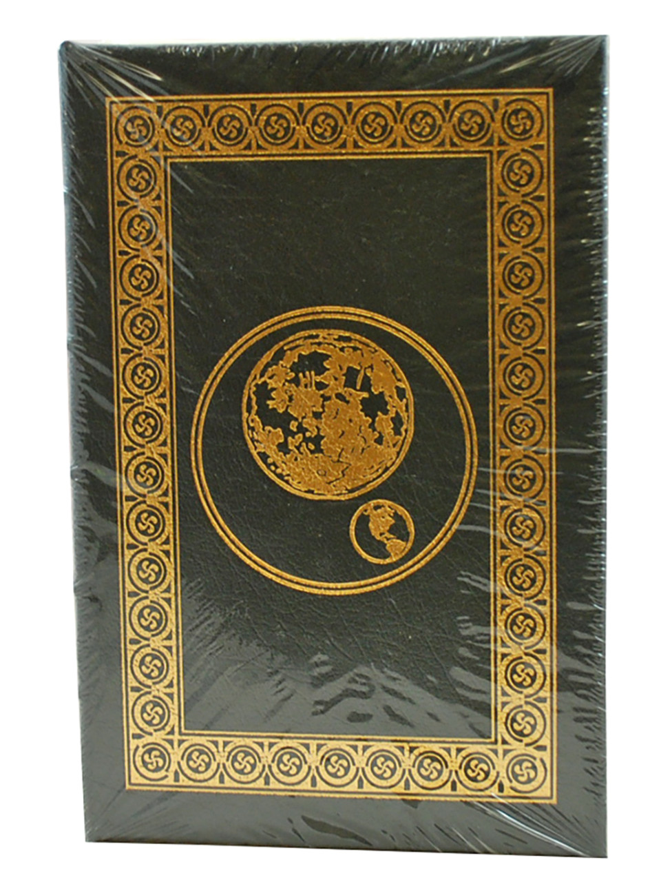 """Dr. Edgar Mitchell """"The Way of the Explorer"""" Signed Limited Edition, Leather Bound Collector's Edition [Sealed]"""