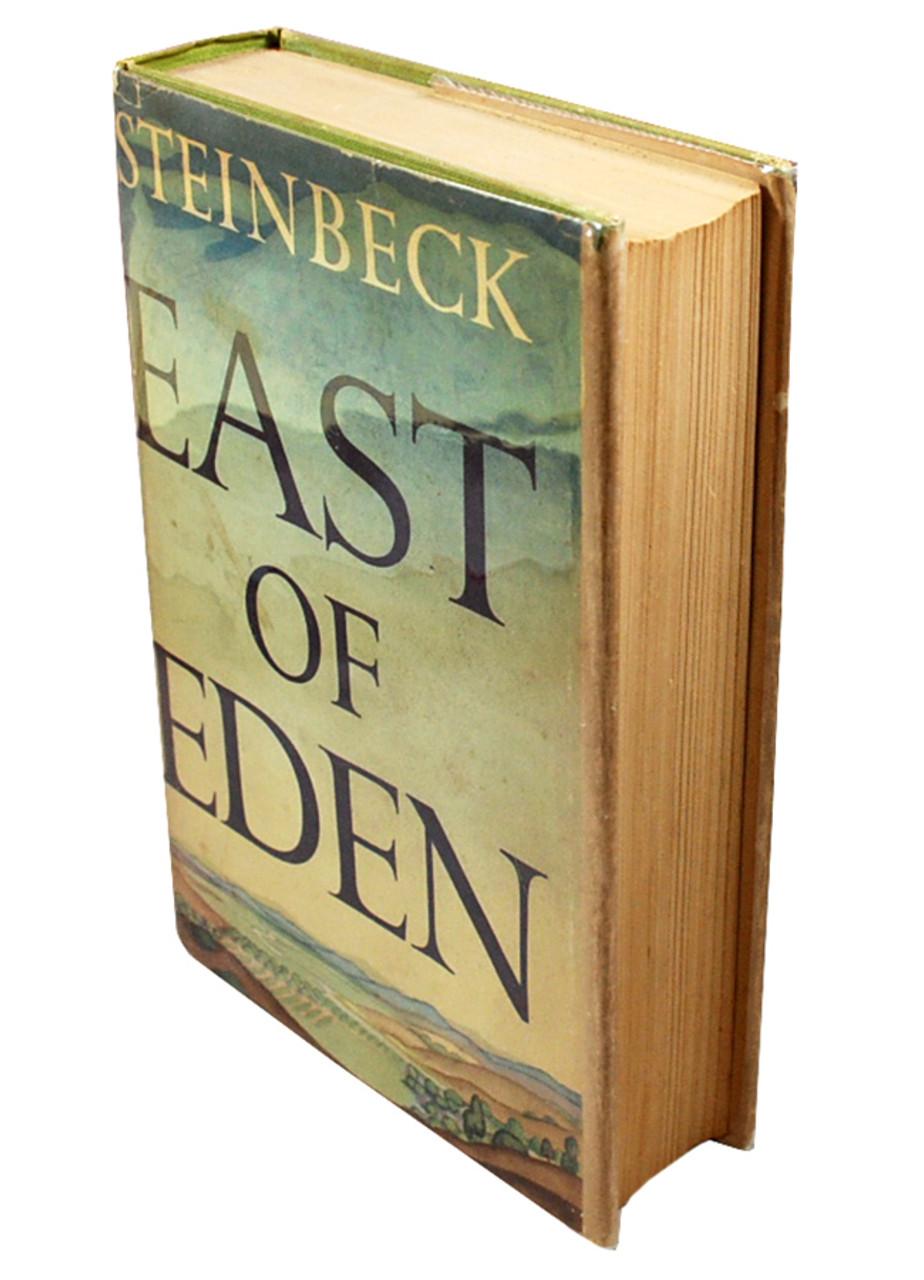 """John Steinbeck """"East of Eden"""" First Edition"""