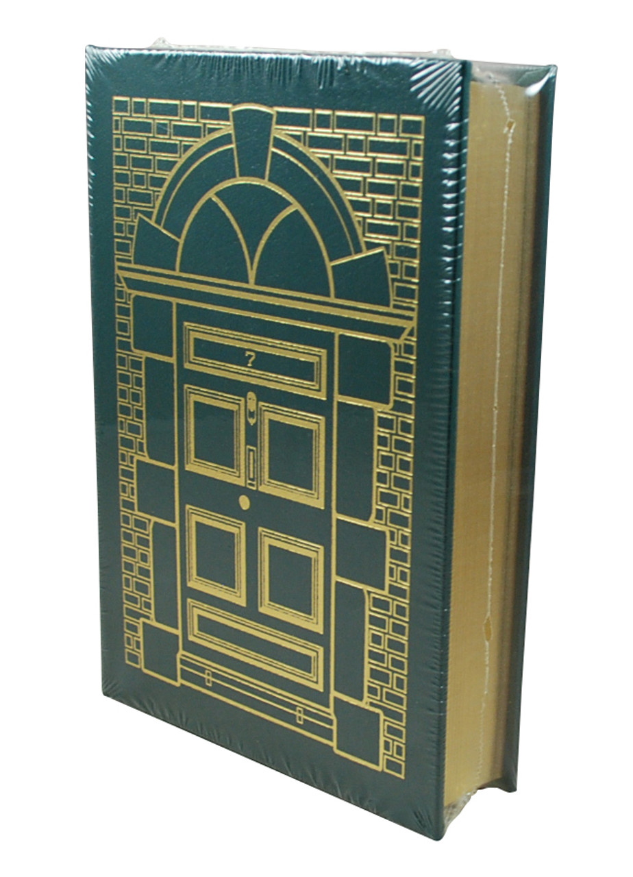 """James Joyce """"Ulysses"""" Limited Edition, Leather Bound Collector's Edition [Sealed]"""