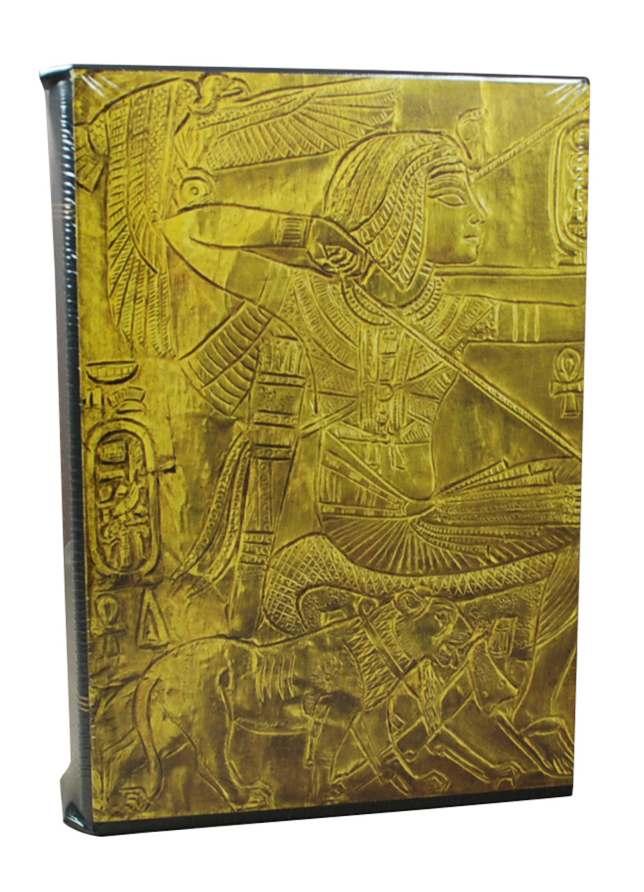 """Howard Carter """"The Tomb of Tutankhamun"""" Slipcased Limited Collector's Edition,  2-Vol. Matched Set  [Sealed]"""