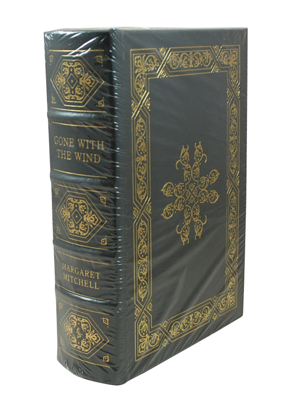 """Margaret Mitchell """"Gone With The Wind"""" Limited Edition, Leather Bound Collector's Edition [Sealed]"""